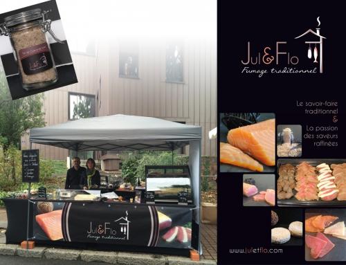 Jul&Flo – Vente de saumon et produits fumés
