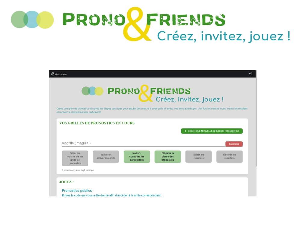 Prono and friends