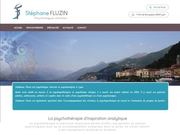Stéphane Fluzin Psychologue