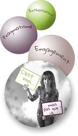 Claire Lepoint consultante en communication